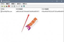 游戏更新|子游戏下载MD5计算效验工具|HashMyFiles