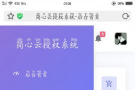 网站授权系统源码最新版本