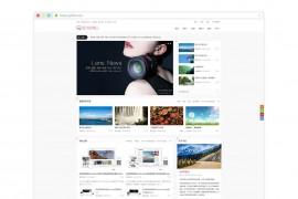 WordPress多功能新闻积分商城主题LensNews1.8